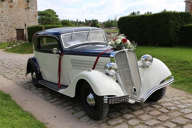 結婚式用車